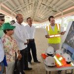 Ministro Medio Ambiente destaca impacto económico que tendrá puerto turístico de cruceros Puerta Plata